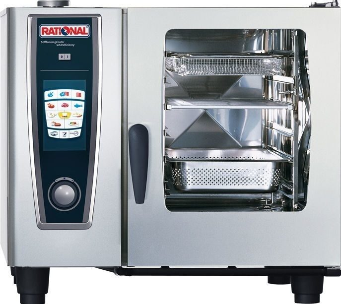 Пароконвектомат Rational SCC (SelfCookingCenter®) 61